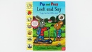 Babyfunbox Pip and Posy Look And Say