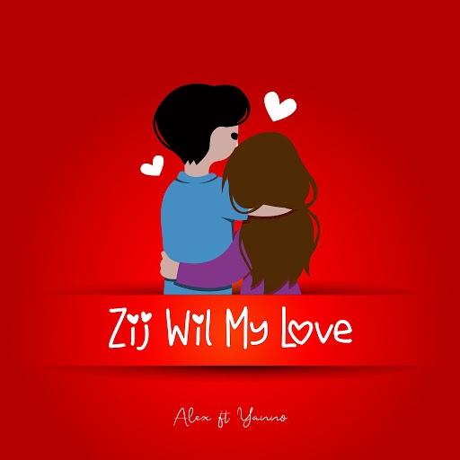 ALEX альбом Zij Wil My Love