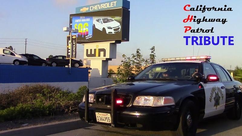 California Highway Patrol | Tribute 2