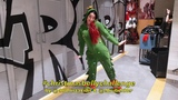 Christmas Belly Challenge with Ebru Bekker ( Music by Chronis Taxidis )