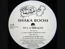 Shaka Boom - It's A Miracle (A Mix Made In Heaven)