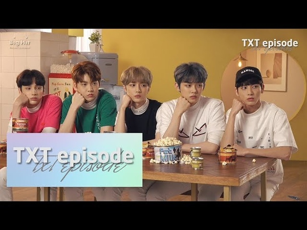 [EPISODE] TXT (투모로우바이투게더) 'Cat Dog' MV Shooting Sketch