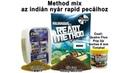 Őszi fogós receptek lehűlő vizekre 3. rész - Method mix az indián nyár rapid pecáihoz