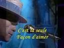 Elton John France Gall - Donner Pour Donner 1980 With Lyrics!