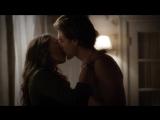Отрывок из сериала Милые обманщицы Pretty Little Liars Season 5 Episode 4 Clip Spoby Love Scene поцелуи страстные обнимашки