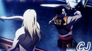 |YAOI AMV|Alucard/Trevor - PAINT IT BLACK