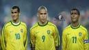 The 'R' Trio (Ronaldo Romario Rivaldo) vs Barcelona 1999
