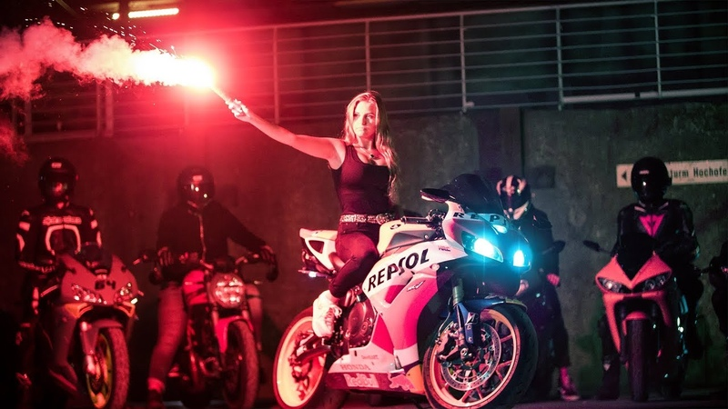 🔥BIKE NIGHT2 ★BIKEPORN★ 4K - Night Lovell - your luv