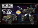 Transformers War For Cybertron Trilogy: Siege HOUND