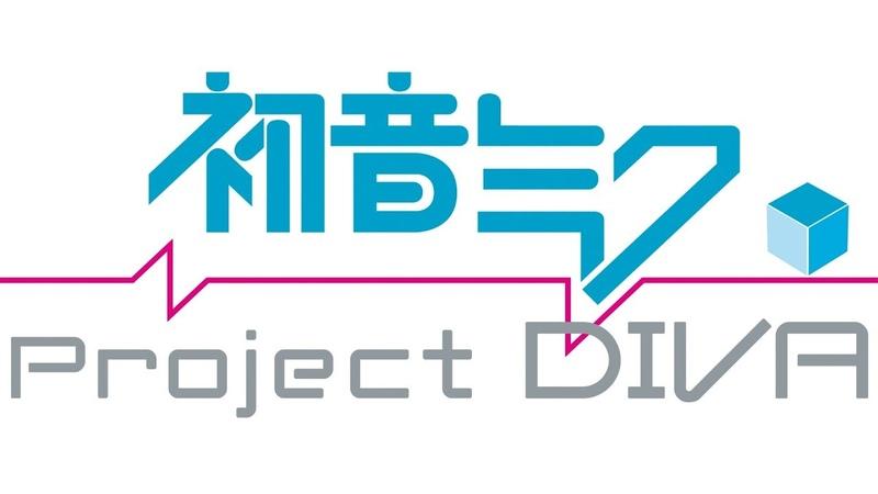 Hatsune Miku: Project DIVA PSP startup and main intro demo FULL HD 1080p60