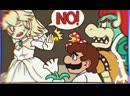 Revenge Mario - Bowsette [爪丨乂]