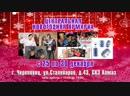 Центральная Новогодняя Ярмарка с 25 декабря по 30 декабря в СКЗ Алмаз