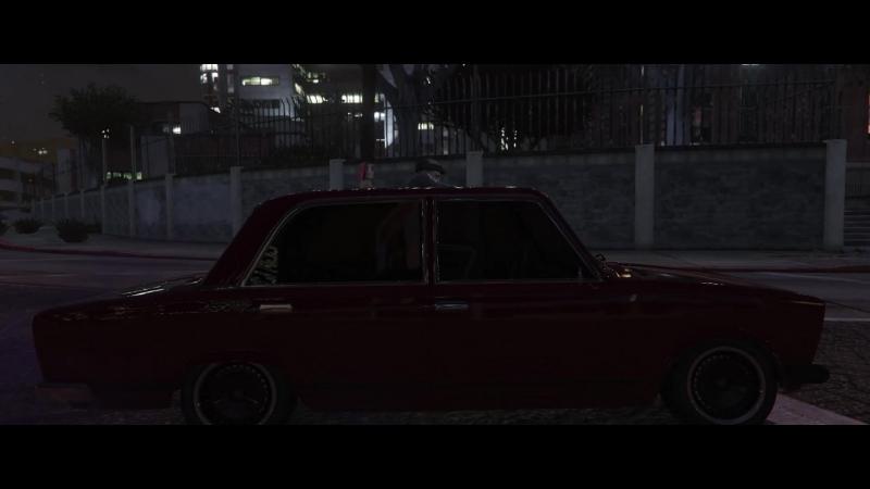 Вишнёвая семёрка-GTAV
