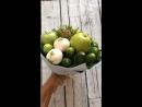 Вершки Корешки Букеты из овощей и фруктов