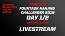 FIBA 3x3 Fountask Nanjing Challenger 2019 - Day 1 - Nanjing, China