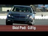 2010 Mercedes-Benz E550 vs 2011 Infiniti M56 Track Tested Edmunds.com