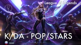 League of Legends на русском KDA - POPSTARS Onsa Media