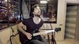 Kirill Safonov - Improv over Valley Of Fire Backing Track (Jason Becker)