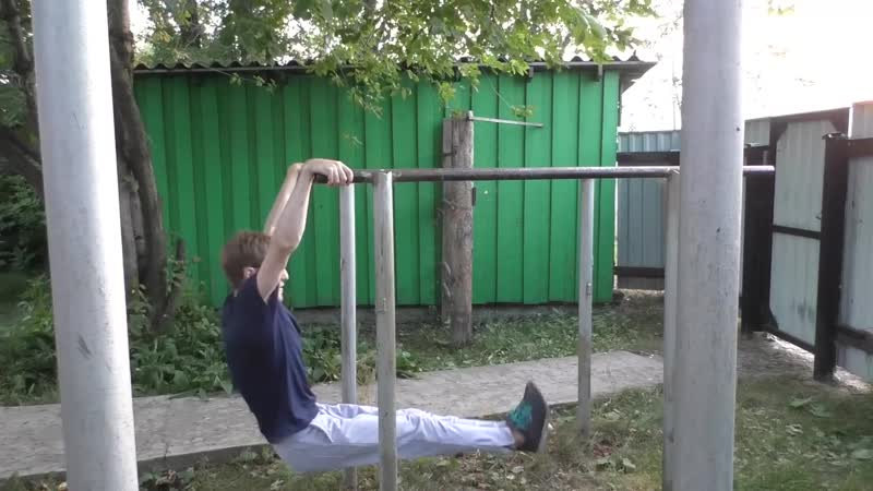 Андрей Кобелев Monster Workout, Calisthenics 2018 Comeback Andrey Kobelev