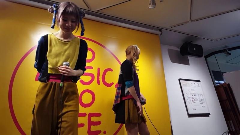 2016.04.23 『too young』 おやすみホログラム @タワーレコード横浜ビブレ店