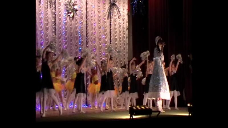 17. Новогодний концерт 28.12.2015 года.