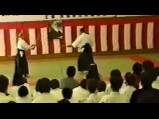 Morihiro Saito Sensei, 1992... - Aikido By the Bay