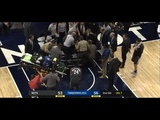 Serious accident of Caris LeVert Timberwolves vs Brooklyn Nets