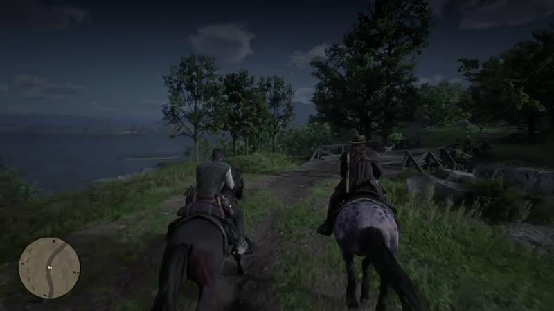[водный мир] Мэддисон в Red Dead Redemption 2 [111118] 3