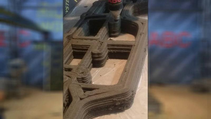 Строительный 3d принтер от производителя