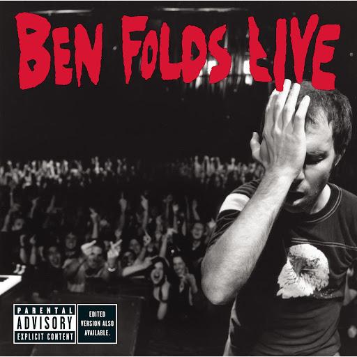 Ben Folds альбом Ben Folds Live