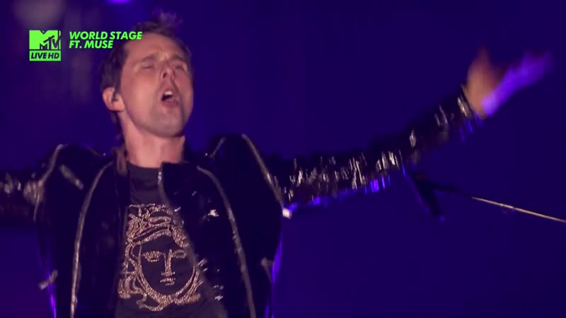 Muse - Starlight (San Mamés Stadium in Bilbao, Spain on 03 November 2018)