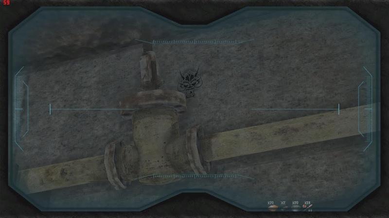 Тайник стрелка и Ворлок 666 в Припяти в моде Last stalker Тайники