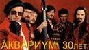 АКВАРИУМ 30 ЛЕТ СЕСТРА ХАОС 2002 Live Юбилейный концерт во Дворце спорта Лужники