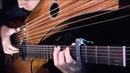 Game of Thrones Main Theme Harp Guitar Cover Jamie Dupuis
