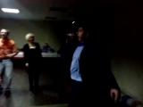 Аркадий Кобяков - А нам уже, не привыкать <> А над лагерем ночь (Татарск, 28.02.2015)