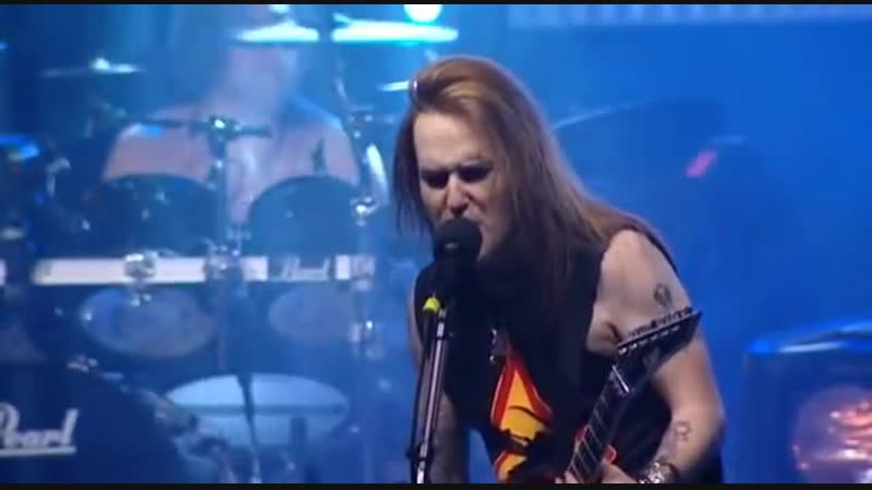 CHILDREN OF BODOM live in Sweden at The Arenan Fryshuset Stockholm Chaos ridden years 05 02 06