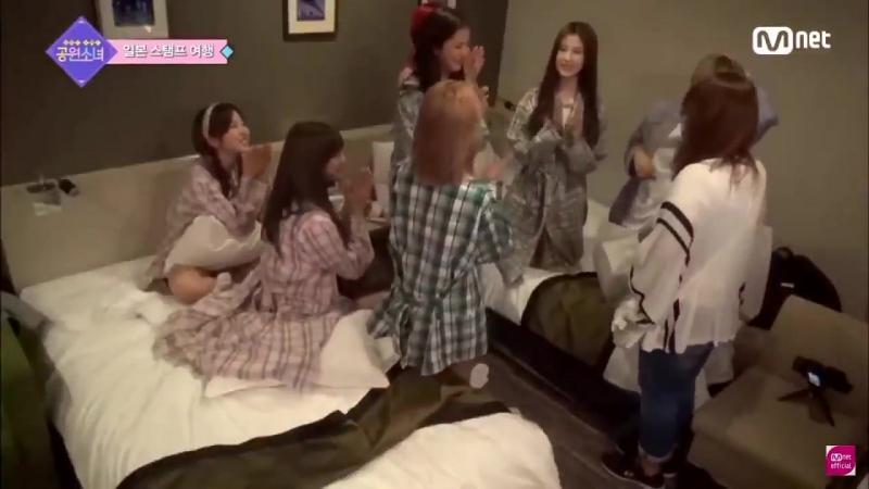 Miya's mom surprise visit in japan