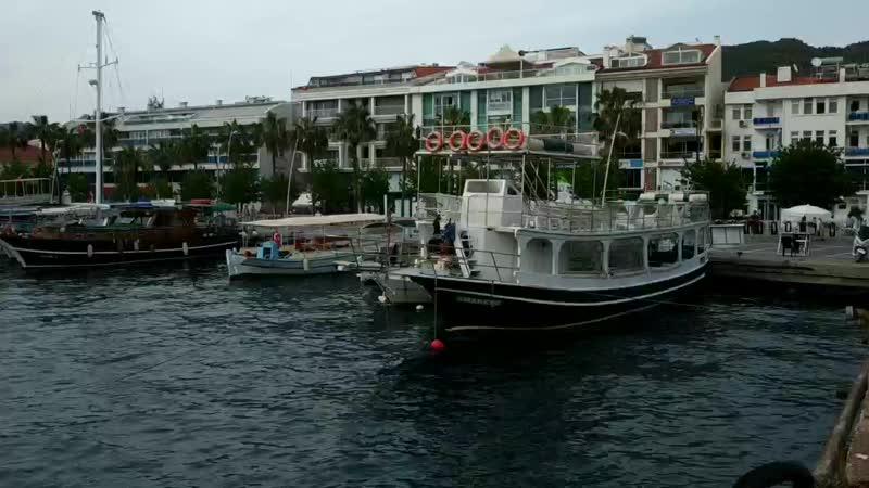 Мармарис. порт