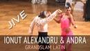 Miculescu Ionut Alexandru Pacurar Andra | Джайв | GOC2018 GrandSlam LATIN - Четверьфинал