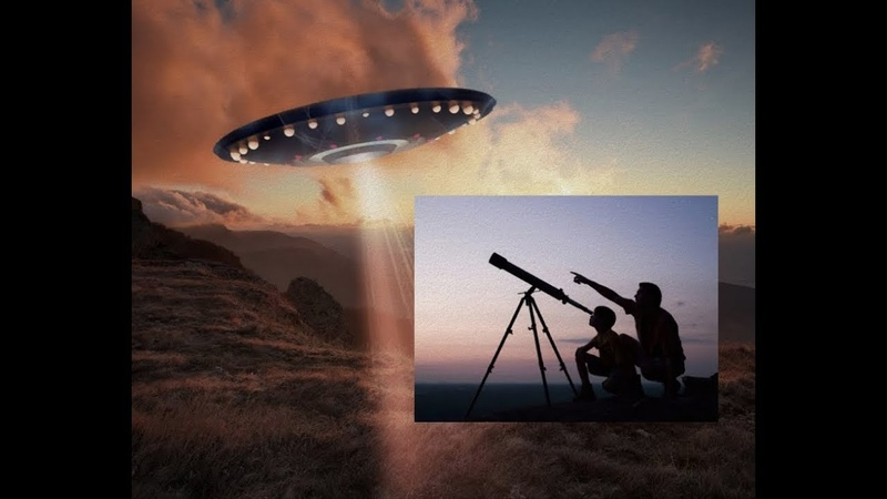 WOW !! UFO INVASION - People are watching -THE SKIES