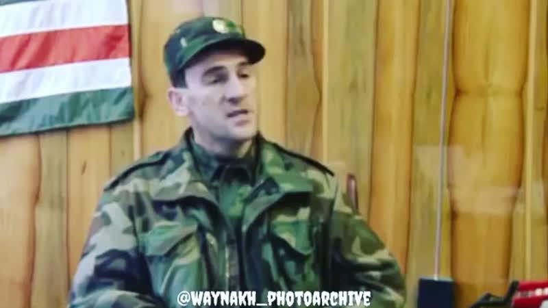Достойные сыны Чечни