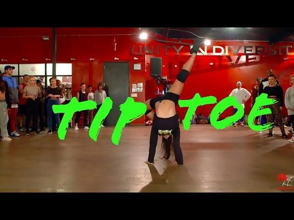 TIP TOE JASON DERULO ft FRECH MONTANA | TRINITY INAY | NIKA KLJUN CHOREOGRAPHY|