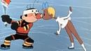 Метеор и другие 3. Матч-реванш. Лучшие советские мультфильмы о спорте в HD качестве