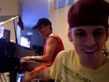 Girl You Shine - Aaron Carter 2010 USTREAM LIVE - YouTube
