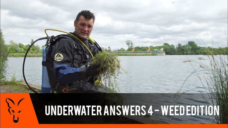 ***CARP FISHING TV*** Underwater Answers 4 Weed Edition