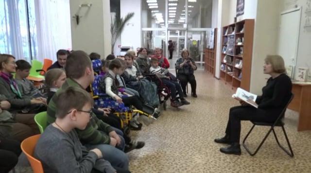 VI Международная акция День поэзии С Я Маршака в детских библиотеках