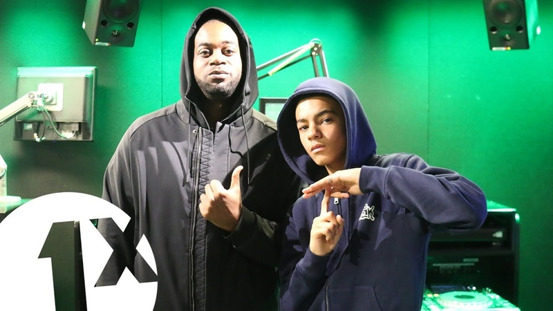 T Roadz – Sounds of The Verse With Sir Spyro on BBC Radio 1Xtra