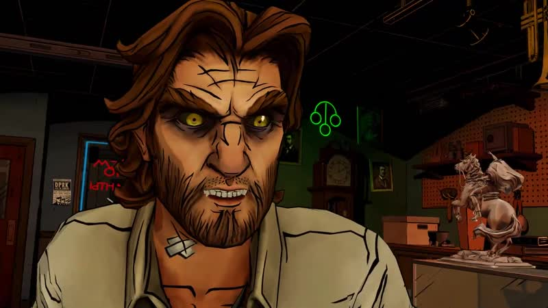 The Wolf Among Us Devil`s bandit by Michael Shade