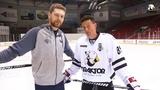 Демченко и  Кузнецов готовят Стаса Ярушина к челленджу с  Бобровским