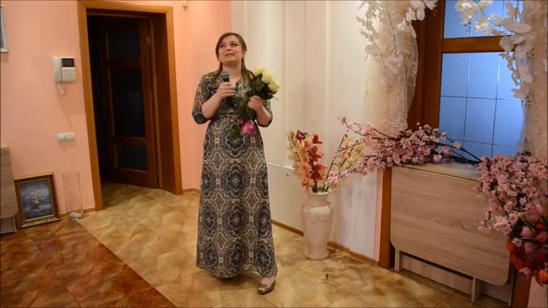 Свидетельство Викты Хакимовой (Выездное служении церкви с элементами СОЗО)